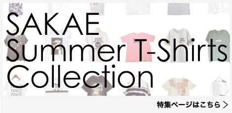 SAKAE Summer T-Shirts Collection